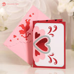 Picture of Love Blossom Pop Up Card SVG