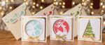 Christmas Cheer Cards SVG Bundle