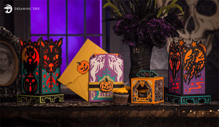 Picture of Holiday Hauntings SVG Bundle