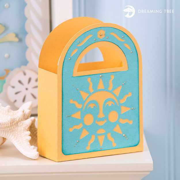 Quick And Easy Sunny Tote Freebie