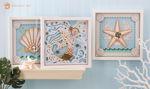 Nautical Paper Sculptures SVG Bundle