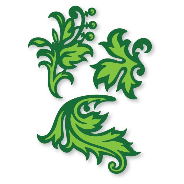 Flourish Designs (Free SVG)