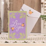 Picture of Mother's Day Pop Up Card SVG