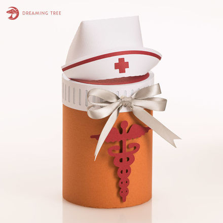 Picture of Nurse Gift Box SVG