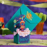 Rocket Box Card Party