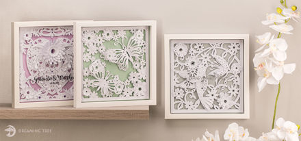 Picture of Paper Sculptures SVG Bundle