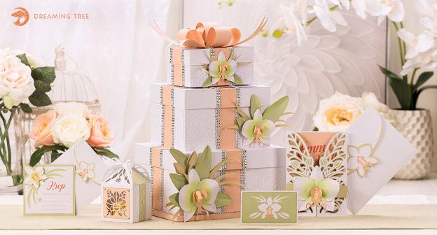 Orchid Events SVG Bundle