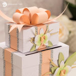 Picture of Orchid Gift Card Box SVG