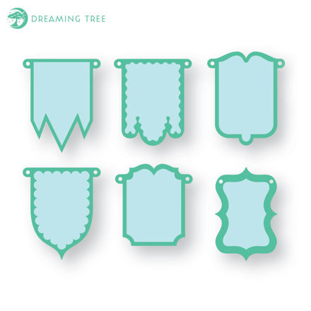 Banners (Free SVG)