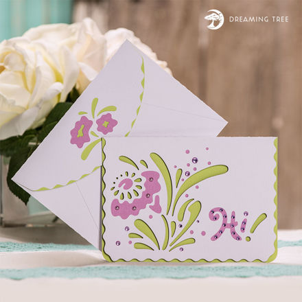 Picture of Greeting Card SVG