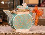 Picture of Tea Pot Luminary Gift Box SVG