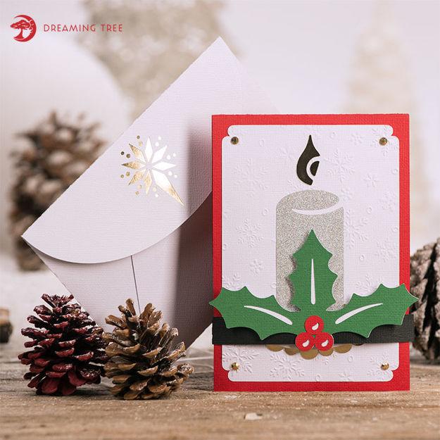 Noel Twist Pop Card SVG