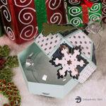 Christmas Tree Ornament Gift Box