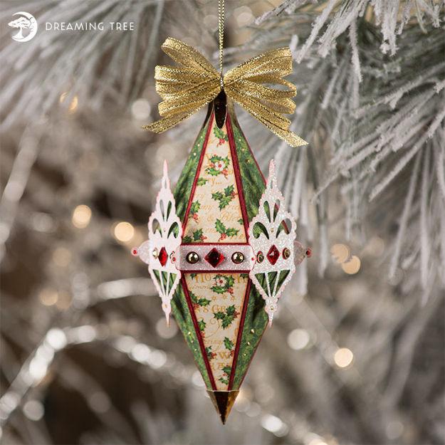 Picture of Diamond Ornament SVG