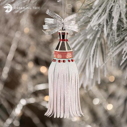 Picture of Tassel Ornament SVG