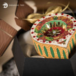 Picture of Christmas Tree Box SVG