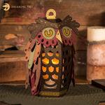 Owl Lantern Luminary