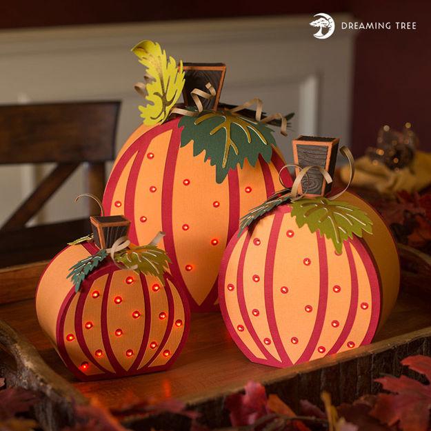 Picture of Pumpkin Patch Light Ups SVG