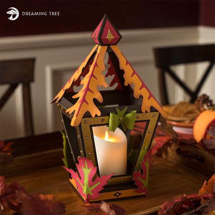 Autumn Lantern SVG