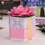 3D Floral Gift Box