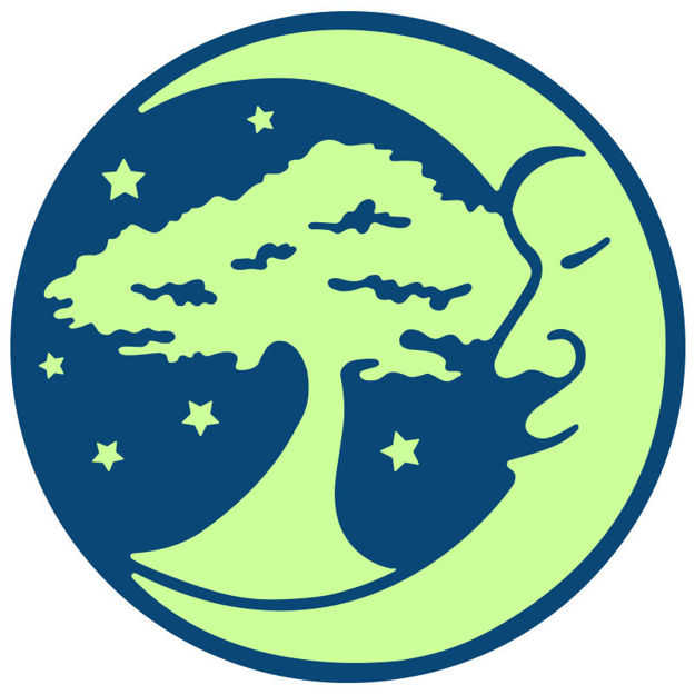 Picture of Dreaming Tree Logo (Free SVG)