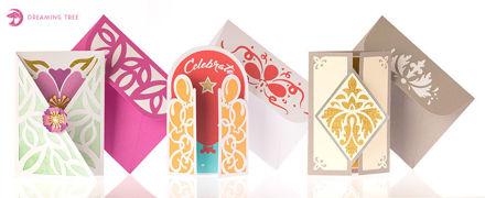 Gatefold Cards SVG Bundle