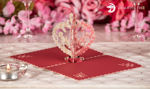 Valentine's Day Cupid Pop Up Card