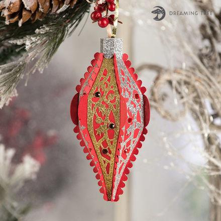 Good Tidings Christmas Tree Ornament