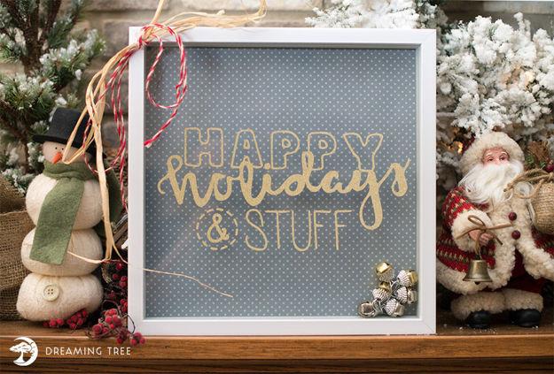 Happy Holidays & Stuff - Vinyl