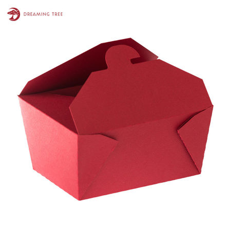 Picture of Take Out Box (Free SVG)