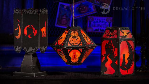 Picture of Stingy Jack's Halloween Lantern SVG Bundle