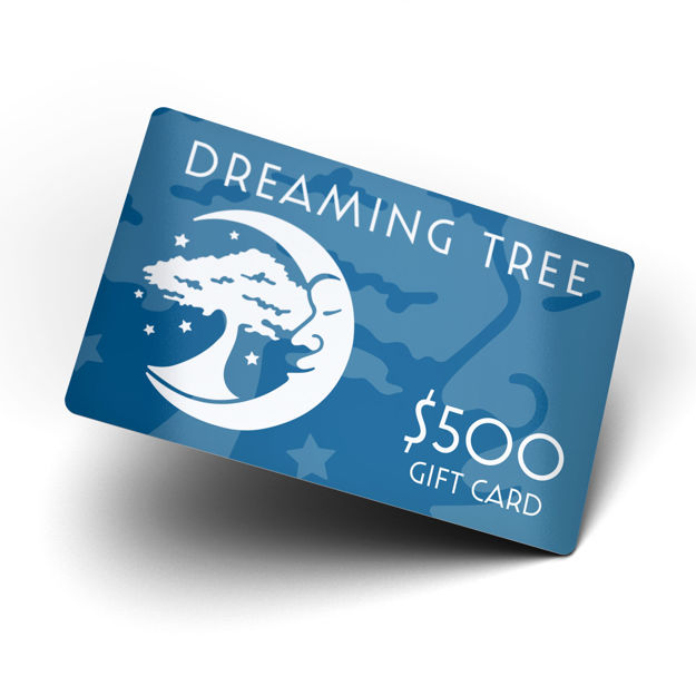 Picture of $500 Dreaming Tree Gift Card