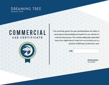 Picture of Dreaming Tree Commercial Use
