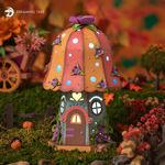 Picture of Violet's Mushroom House SVG