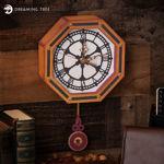 Pendulum Wall Clock SVG