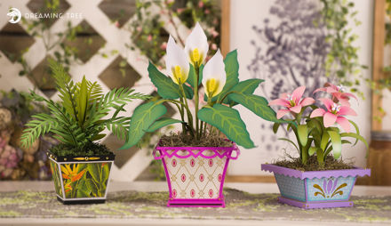 Picture of Pretty Potted Plants SVG Bundle