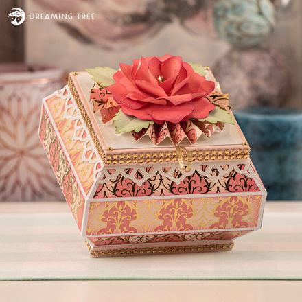 Picture of Jewelry Gift Box SVG