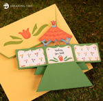 Wishing Well Get All Pop Up Card SVG