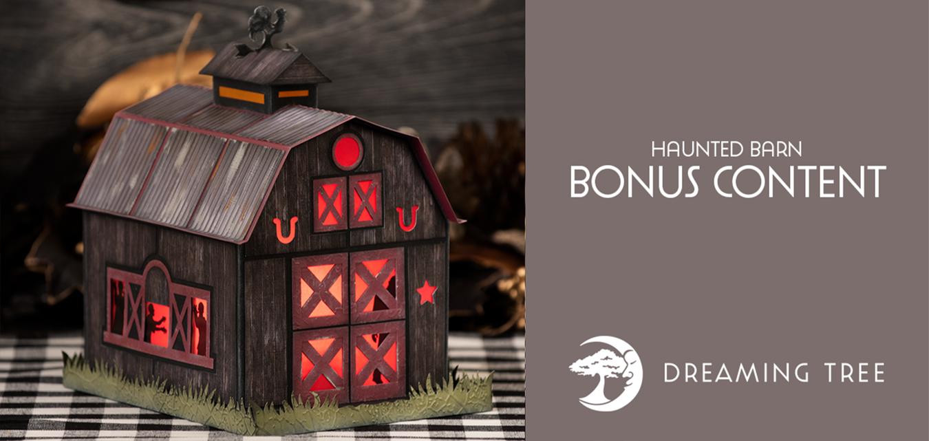 Leo's Haunted Barn / Bonus Content