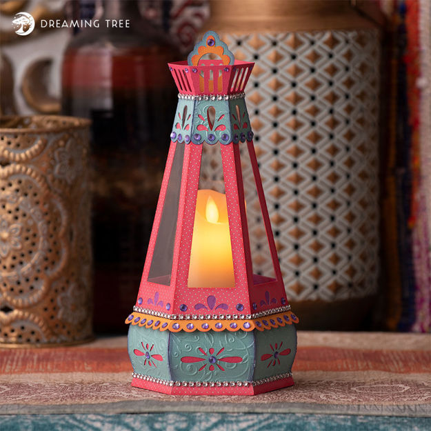 Picture of Casablanca Lantern SVG