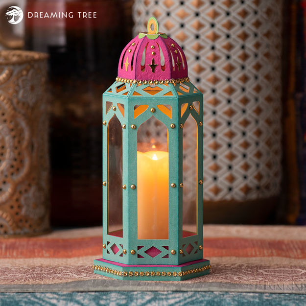 Picture of Tangiers Lantern SVG