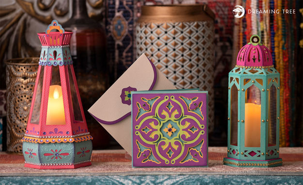 Picture of Rockin' Moroccan SVG Bundle
