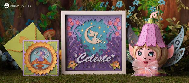Fairy Dreams SVG Bundle