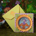Fairy Mushroom Greeting Card