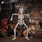 Jolly Skeleton SVG