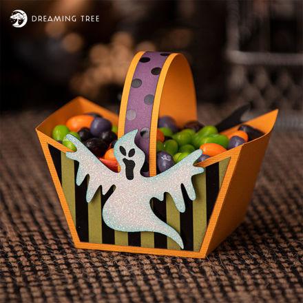 Halloween Candy Treat Tote Freebie