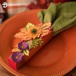 Thanksgiving Napkin Holder SVG
