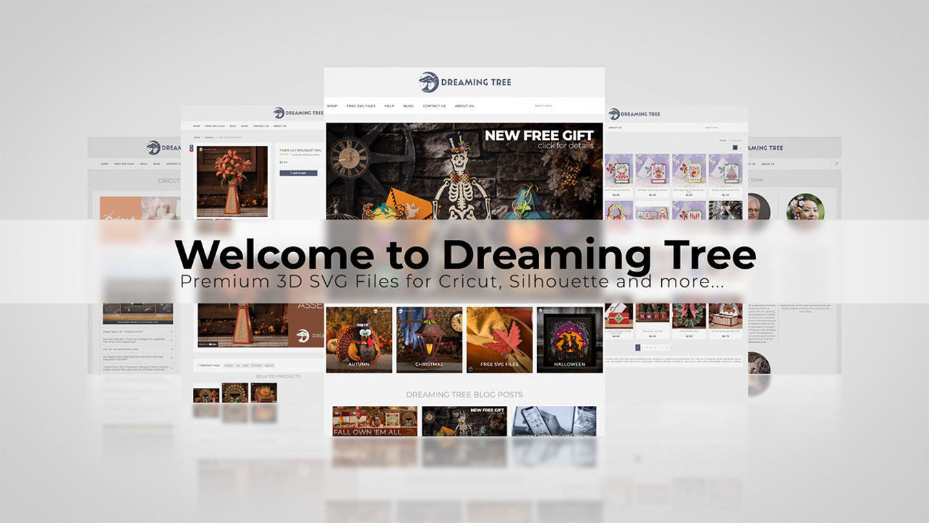 Welcome To Dreaming Tree!
