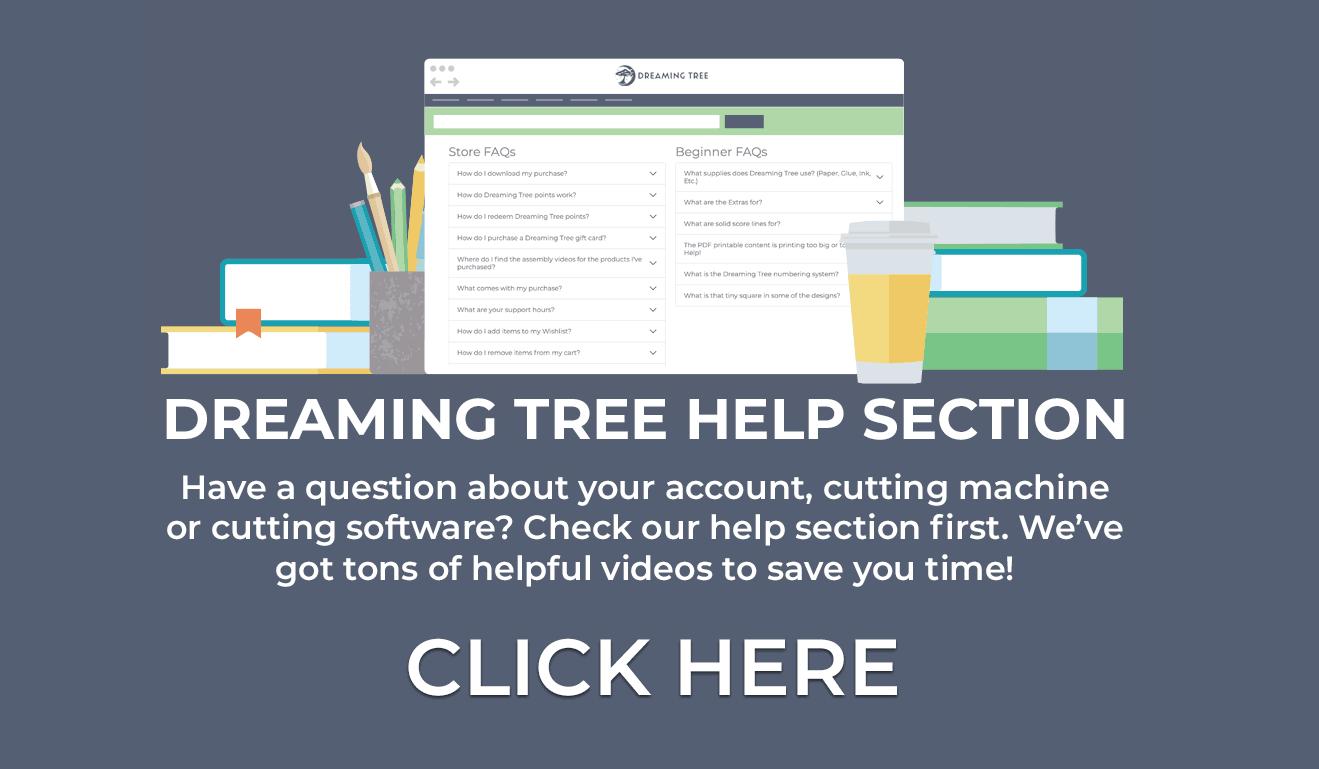 Dreaming Tree Help